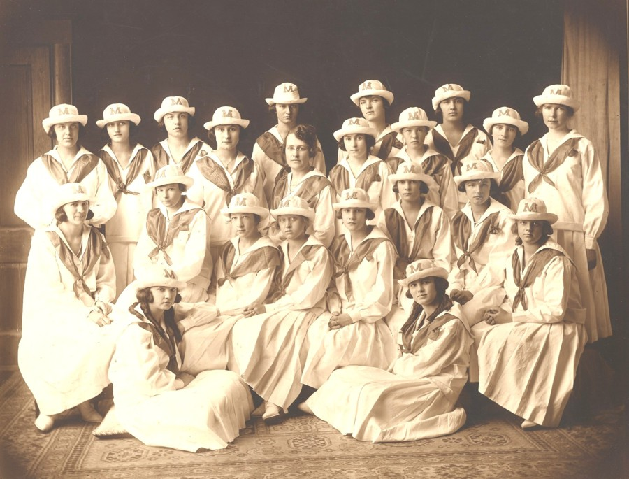 MHS Girls 1920